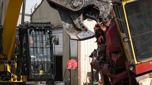 Milano Metals Demolition-and-Dismantling