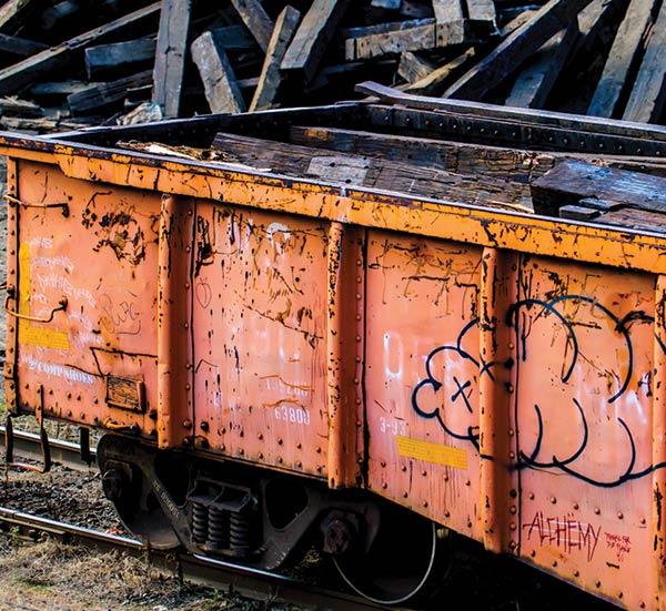 Milano Metals Rail Recover